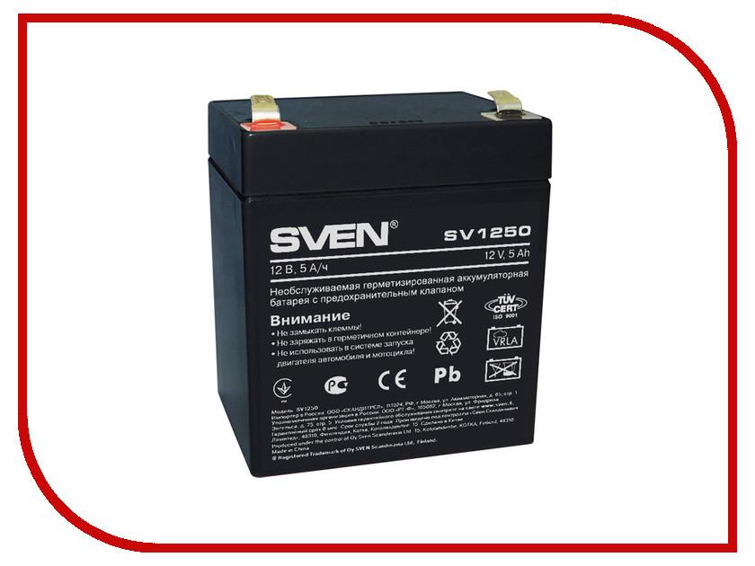 Аккумулятор для ИБП Sven SV1250 SV-0222005