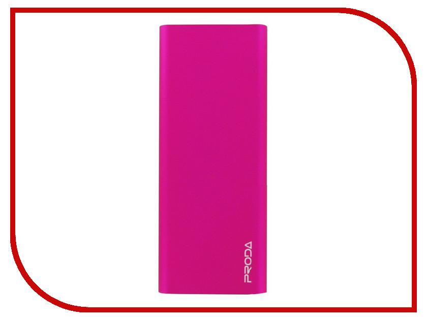 Аккумулятор Remax Proda PP-V12 12000mAh Pink 48421