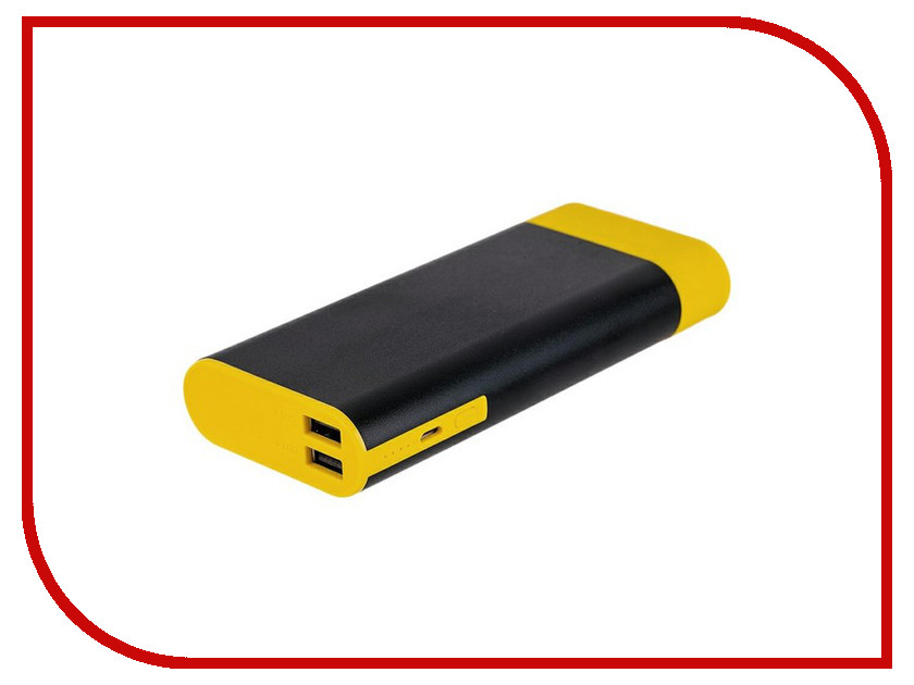 Аккумулятор Remax Youth RPL-19 10000 mAh Black-Yellow 48423<br>