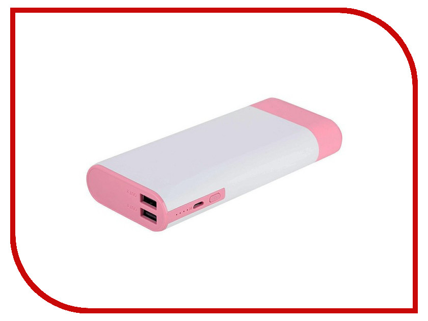 Аккумулятор Remax Youth RPL-19 10000 mAh White-Pink 48425<br>