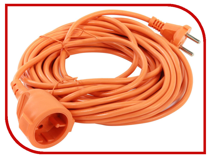 Удлинитель Sven Elongator 2G 10m 1 Sockets Orange