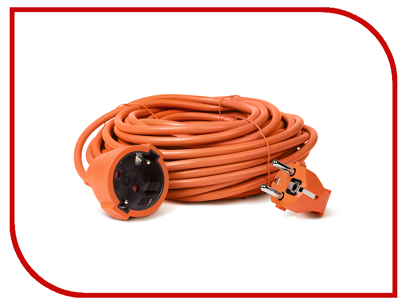 Удлинитель Sven Elongator 3G 20m 1 Sockets Orange