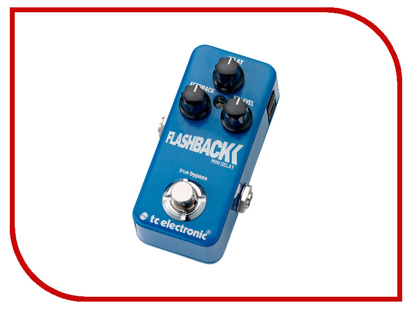 Аксессуар TC Electronic Flashback Mini<br>