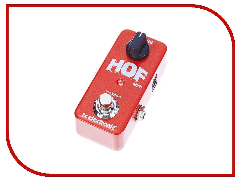 Аксессуар TC Electronic HOF Mini<br>