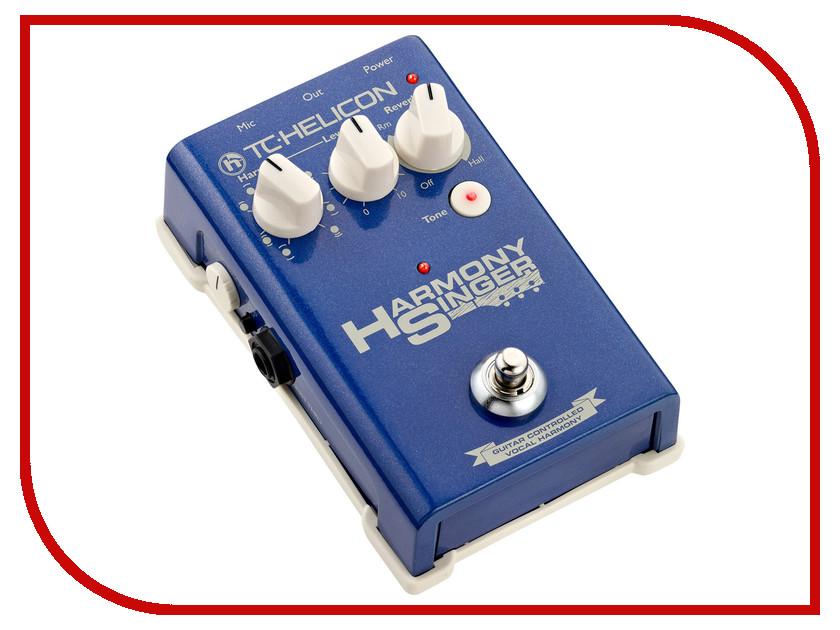 Вокальный процессор TC Helicon Harmony Singer