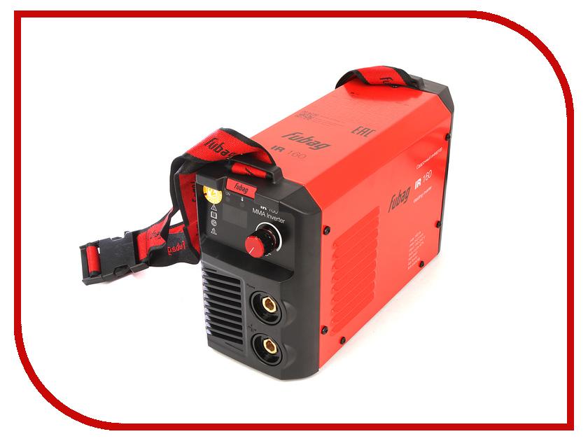 Сварочный аппарат Fubag IR 160 сварочный инвертор fubag ir 220