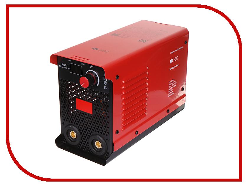 Сварочный аппарат Fubag IR 200 сварочный инвертор fubag ir 220