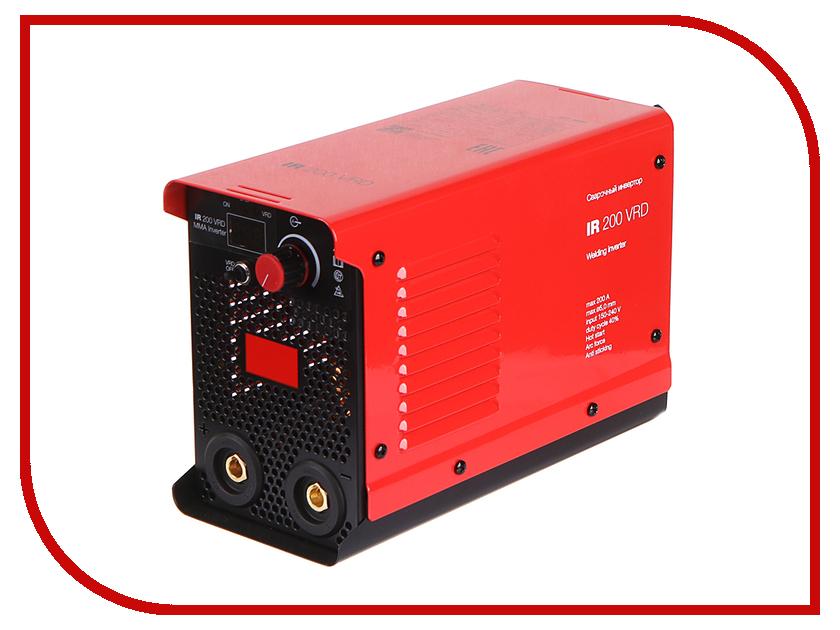 Сварочный аппарат Fubag IR 200 VRD сварочный инвертор fubag ir 220