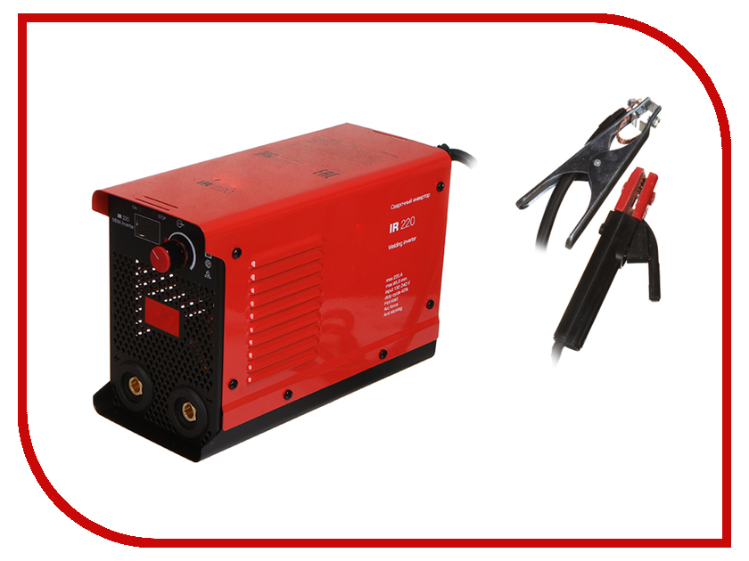 Сварочный аппарат Fubag IR 220 сварочный инвертор fubag ir 220