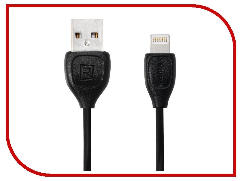 Аксессуар Remax USB Lesu RC-050i для iPhone 6/6 Plus 1m Black 14530<br>