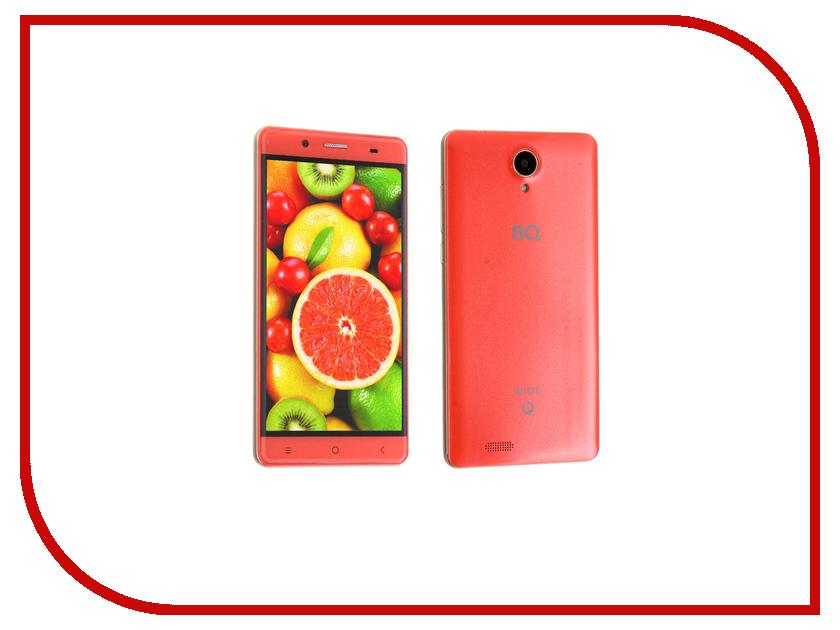 Сотовый телефон BQ BQS-5515 Wide Strawberry Red<br>
