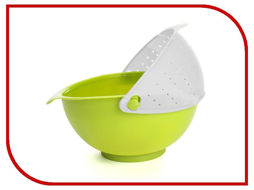 Кухонная принадлежность Keraniko Чаша-дуршлаг с крышкой