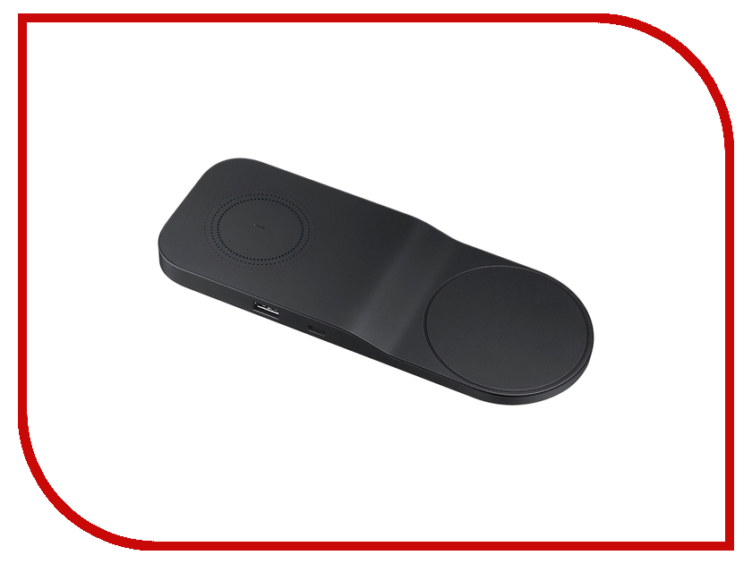 Зарядное устройство Samsung Tray Design Black EP-PA710TBRGRU