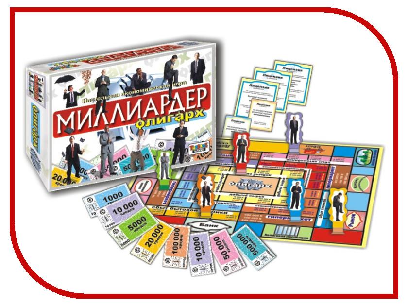Настольная игра TOPGAME Миллиардер Олигарх 01054<br>