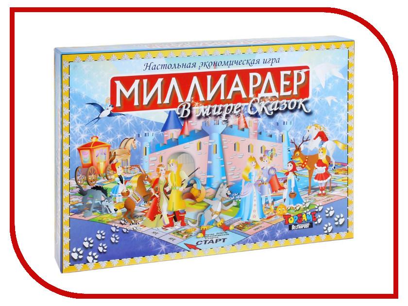 Настольная игра TOPGAME Миллиардер в мире сказок 01056