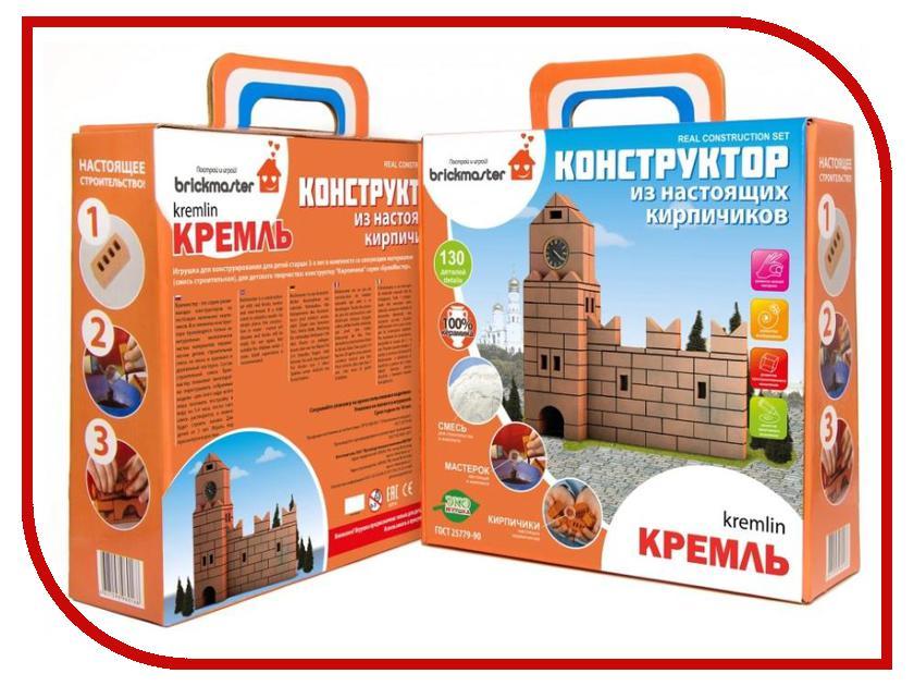 Конструктор Brickmaster Кремль 136 деталей
