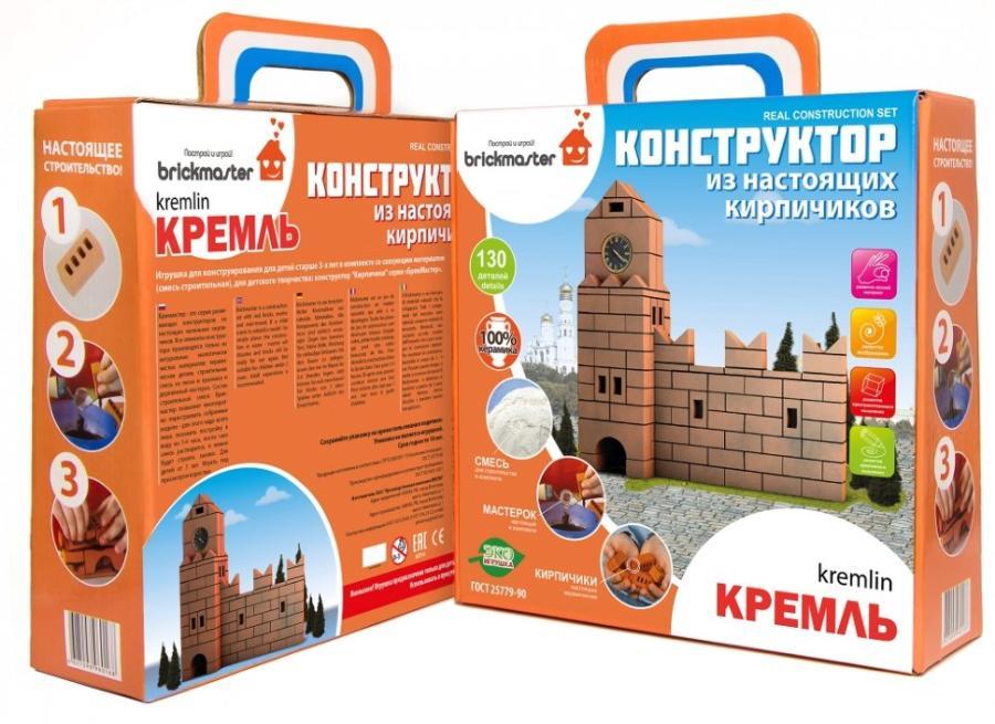 Конструктор Brickmaster Кремль 136 деталей brickmaster brickmaster конструктор крепость 2 в 1 119 деталей page 2