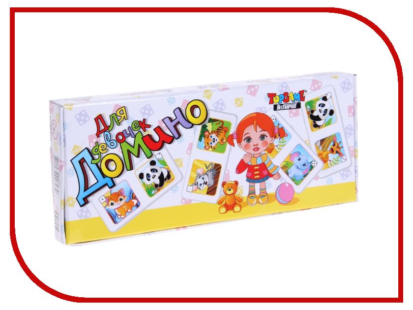 Настольная игра TOPGAME Для девочек 00623 1319577<br>