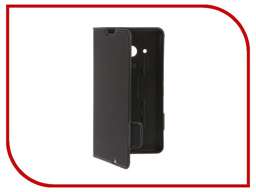 Аксессуар Чехол Microsoft Lumia 550 WCL5501 Black