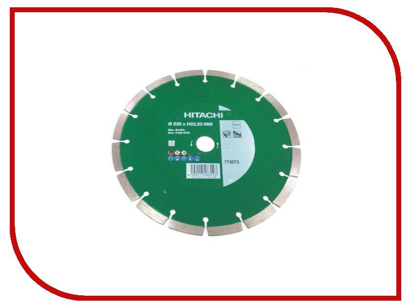 Диск Hitachi 773073 230mm H22.23mm алмазный, универсальный<br>