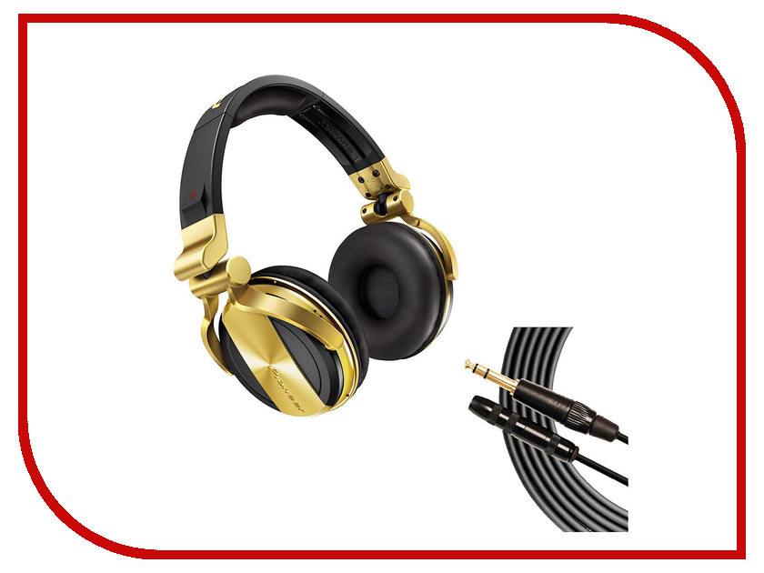 Наушники Pioneer HDJ-1500-N Gold<br>