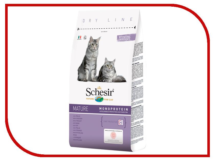Корм Schesir С724 400g для пожилых кошек<br>