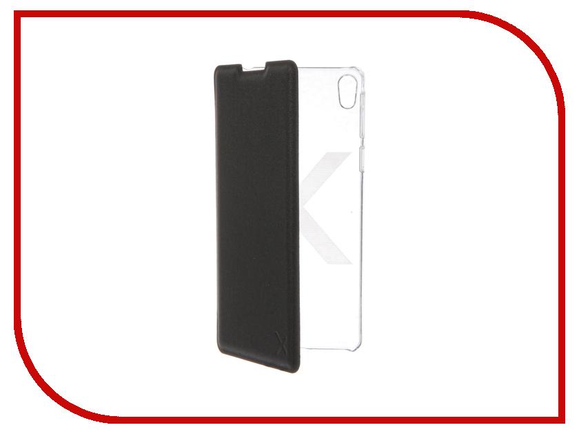 Аксессуар Чехол Sony Xperia E5 Muvit MFX Folio Case Black SEEAF0048<br>