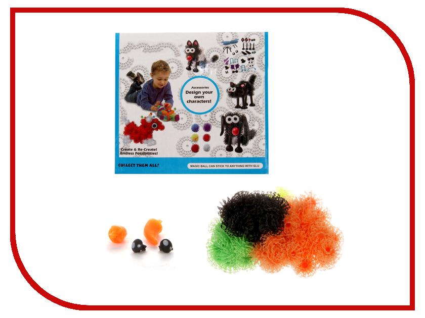 Игрушка Конструктор Bunchems 100 деталей в коробке с окошком<br>
