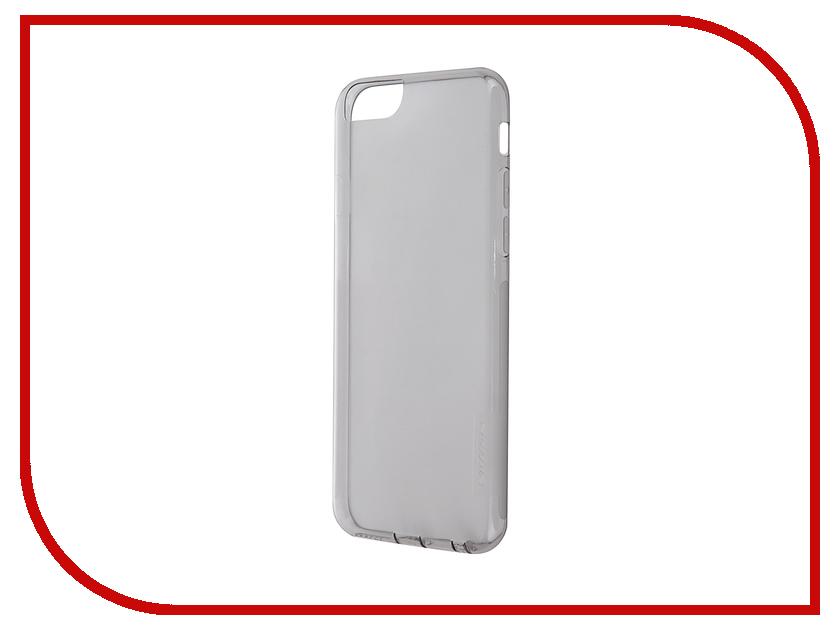 Аксессуар Чехол-накладка Nillkin Nature TPU Case для iPhone 6/6S Transparent Black