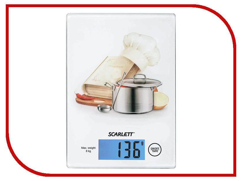 Весы Scarlett SC-1217 Cook