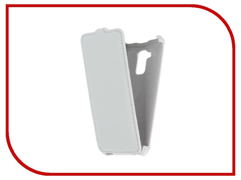 Аксессуар Чехол ASUS ZenFone 3 Max ZC520TL Gecko White GG-F-ASZC520TL-WH