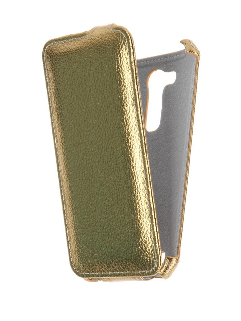 цены Аксессуар Чехол Gecko для ASUS ZenFone Go ZB452KG Gold GG-F-ASZB452KG-GOLD