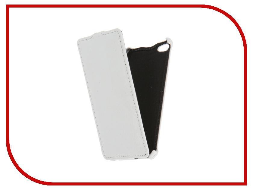 Аксессуар Чехол BQ BQS-4800 Blade Gecko White GG-F-BQ4800-WH