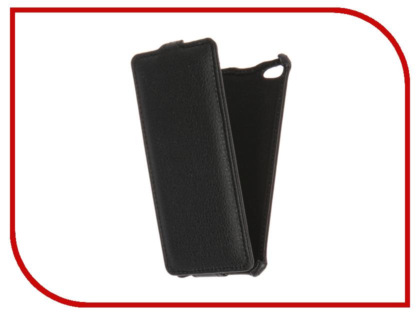 Аксессуар Чехол BQ BQS-4800 Blade Gecko Black GG-F-BQ4800-BL<br>
