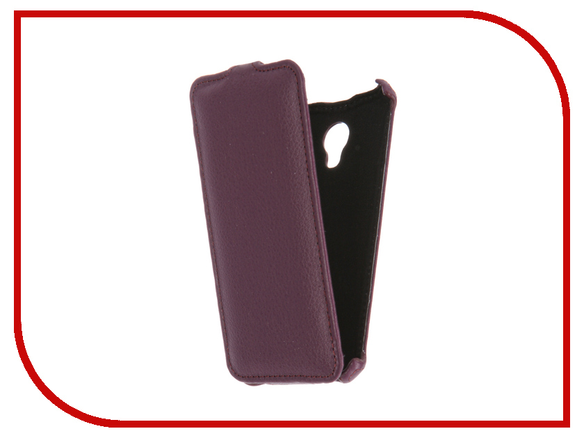 Аксессуар Чехол Meizu M2 Mini Gecko Violet GG-F-MEIM2MINI-VIO<br>