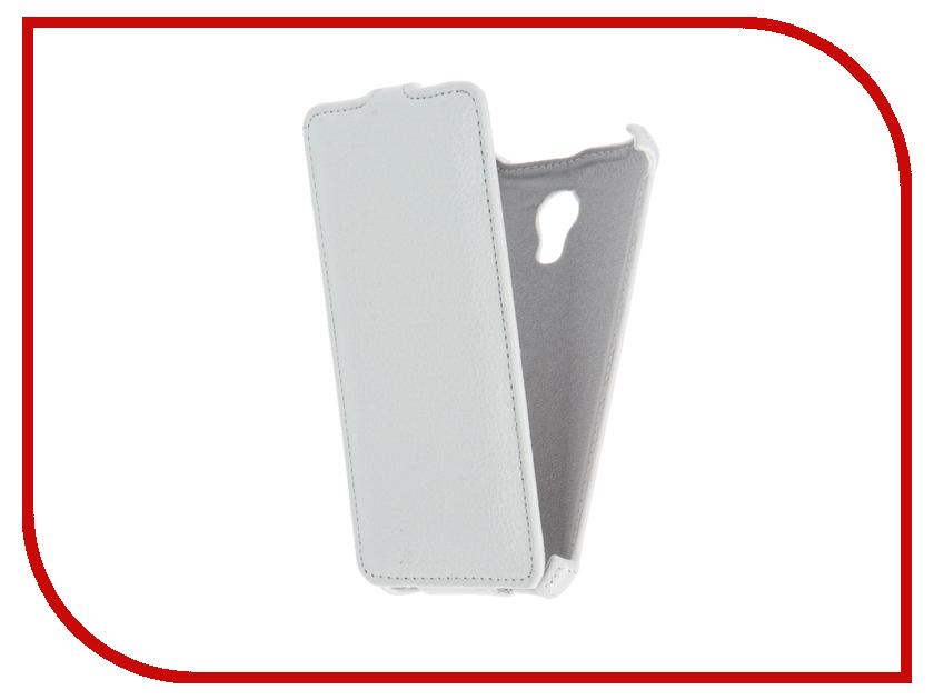 Аксессуар Чехол Meizu M3s Mini Gecko White GG-F-MEIM3SMINI-WH<br>