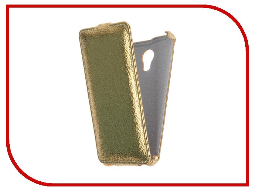 Аксессуар Чехол Meizu M3s Mini Gecko Gold GG-F-MEIM3SMINI-GOLD