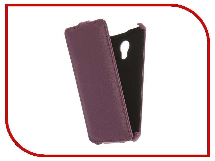 Аксессуар Чехол Meizu M3s Mini Gecko Violet GG-F-MEIM3SMINI-VIO<br>