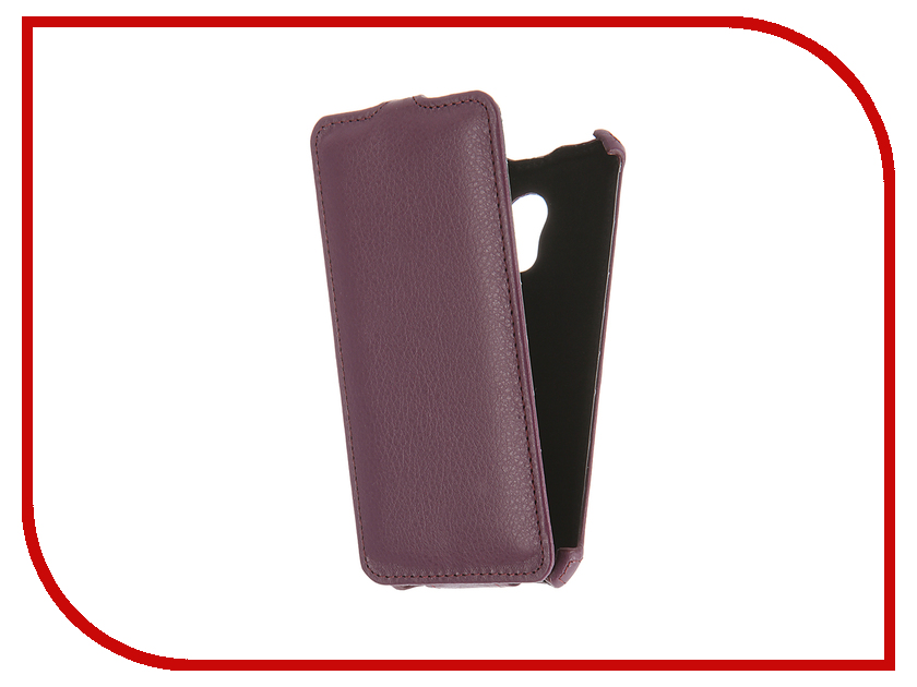 Аксессуар Чехол Meizu Pro 6 Gecko Violet GG-F-MEIPRO6-VIO