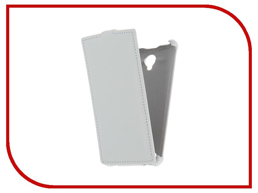 Аксессуар Чехол Philips S337 Gecko White GG-F-PHS337-WH<br>
