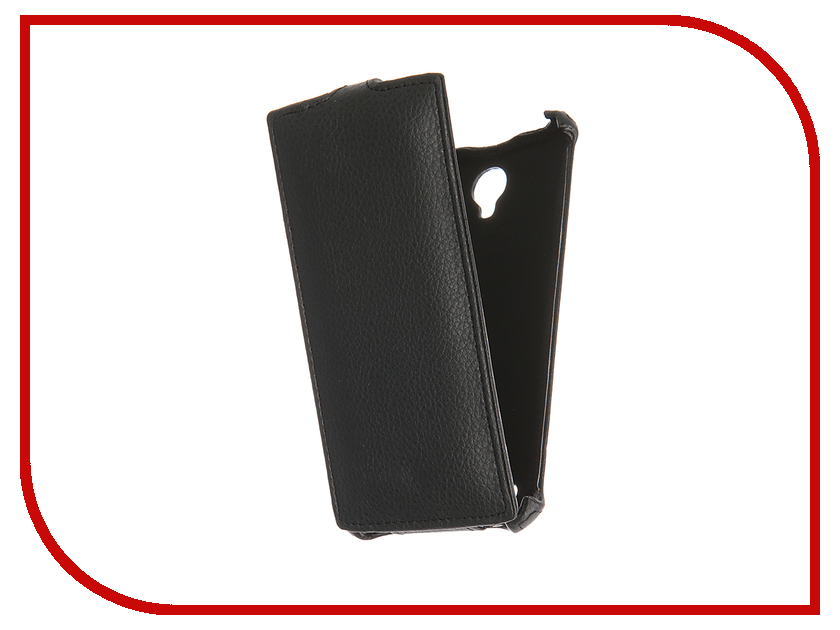 все цены на Аксессуар Чехол Philips S337 Gecko Black GG-F-PHS337-BL онлайн