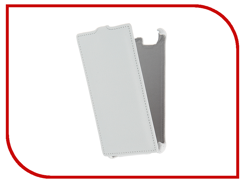 Аксессуар Чехол Philips S616 Gecko White GG-F-PHS616-WH
