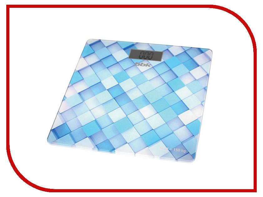 Весы BBK BCS3001G Blue<br>