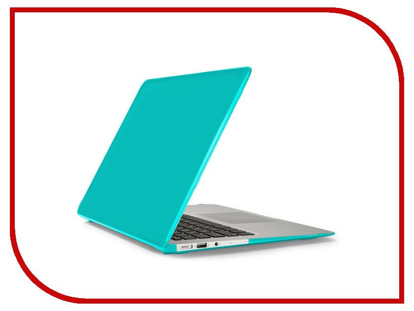 Аксессуар Чехол MacBook Air 13 Speck SeeThru Blue 71482-B189 чехол speck seethru для macbook pro 15