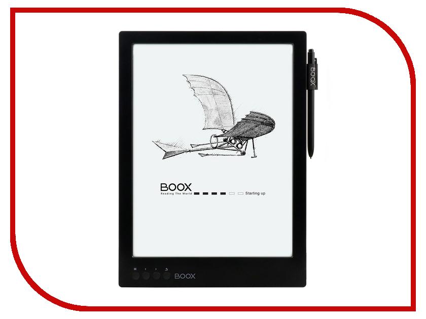 Электронная книга Onyx Boox Max электронная книга onyx boox c67ml darwin black