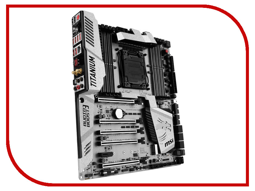 Материнская плата MSI X99A XPOWER Gaming Titanium<br>