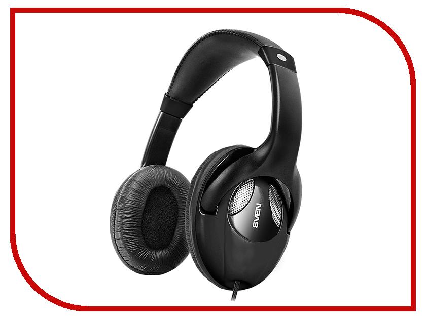 все цены на Наушники Sven AP-670V Black SV-007850 онлайн