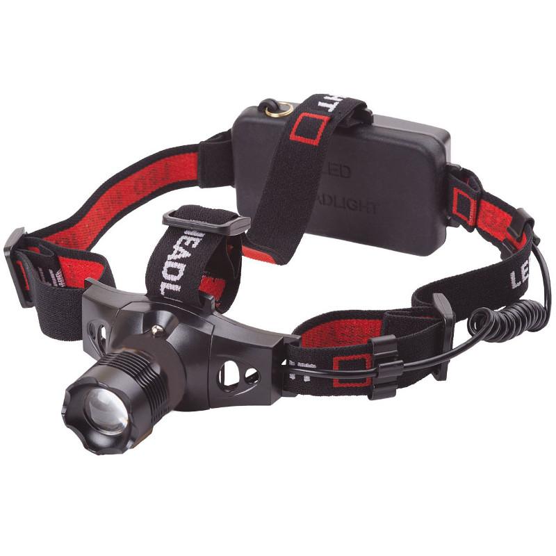 Фонарь Garin LUX HR-3W Zoom MP/AHIPQZ-3LR03/LI2200/3.7V/C-D3/ABF