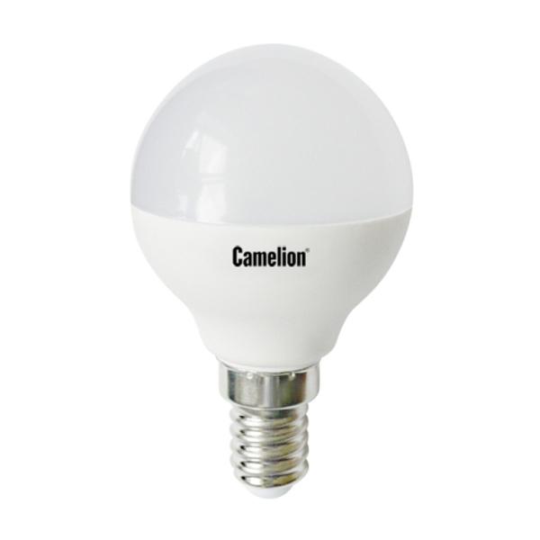 Лампочка Camelion E14 G45 8W 220V 4500K 750Lm LED8-G45/845/E14