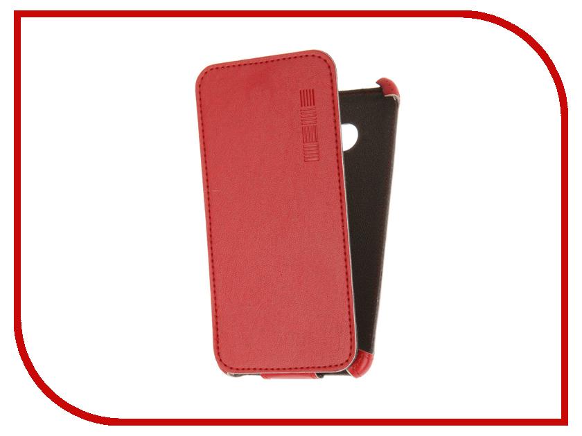 Аксессуар Чехол Microsoft Lumia 640 InterStep Crab Red HCB-MIL0640K-NP1104O-K100<br>